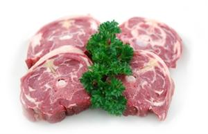 Lamb Neck Sliced