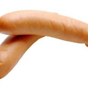Bockwurst Sausage – price per kg (3 per pack)