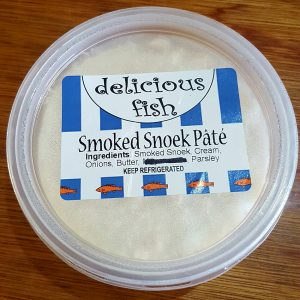 Smoked Snoek Pate