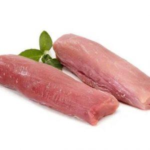 Pork fillet approx 300g