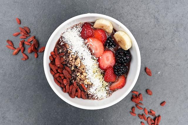 Fruits, Berries & Nuts