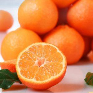 Organic Oranges, per Kg